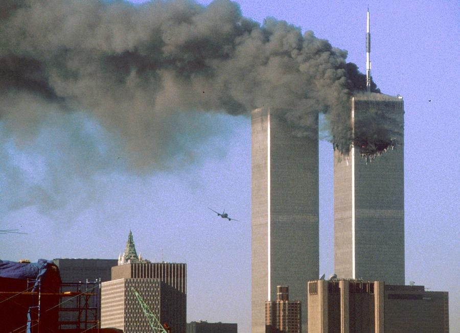 18th Anniversary of 9/11