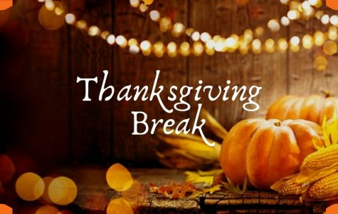 Give Thanks on Break