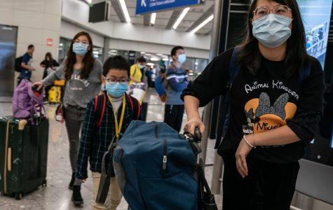 Traveling has been limited in China due to the virus.