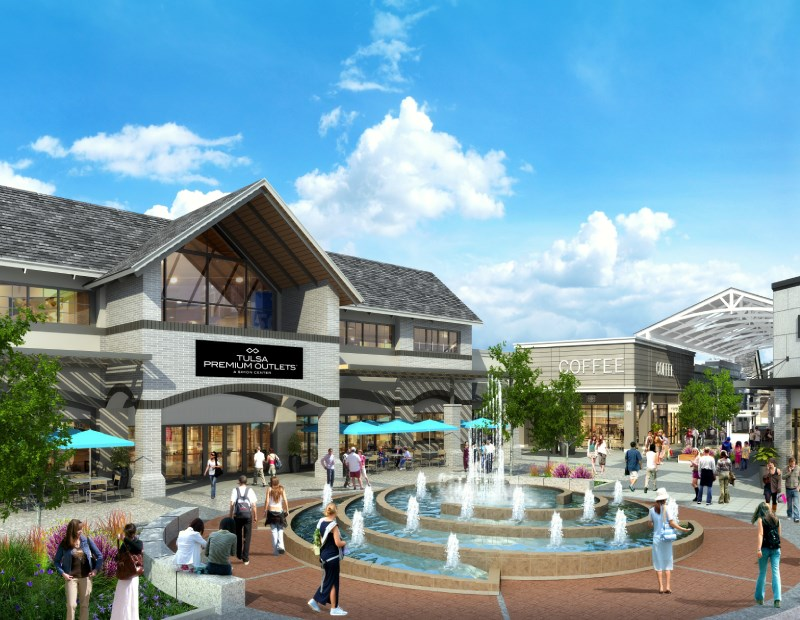 Tulsa Premium Outlets Coming Soon